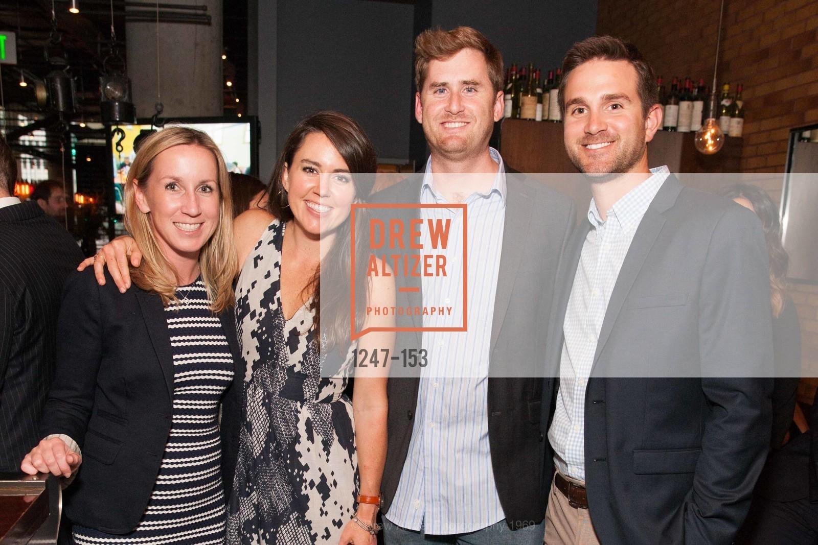 Nicole Valco, Rachel Fuller, Kyle Thomas, Adam Kohler, GLIDE's Power of One Lunch Countdown Party, RN74. 301 Mission St, June 4th, 2015,Drew Altizer, Drew Altizer Photography, full-service agency, private events, San Francisco photographer, photographer california