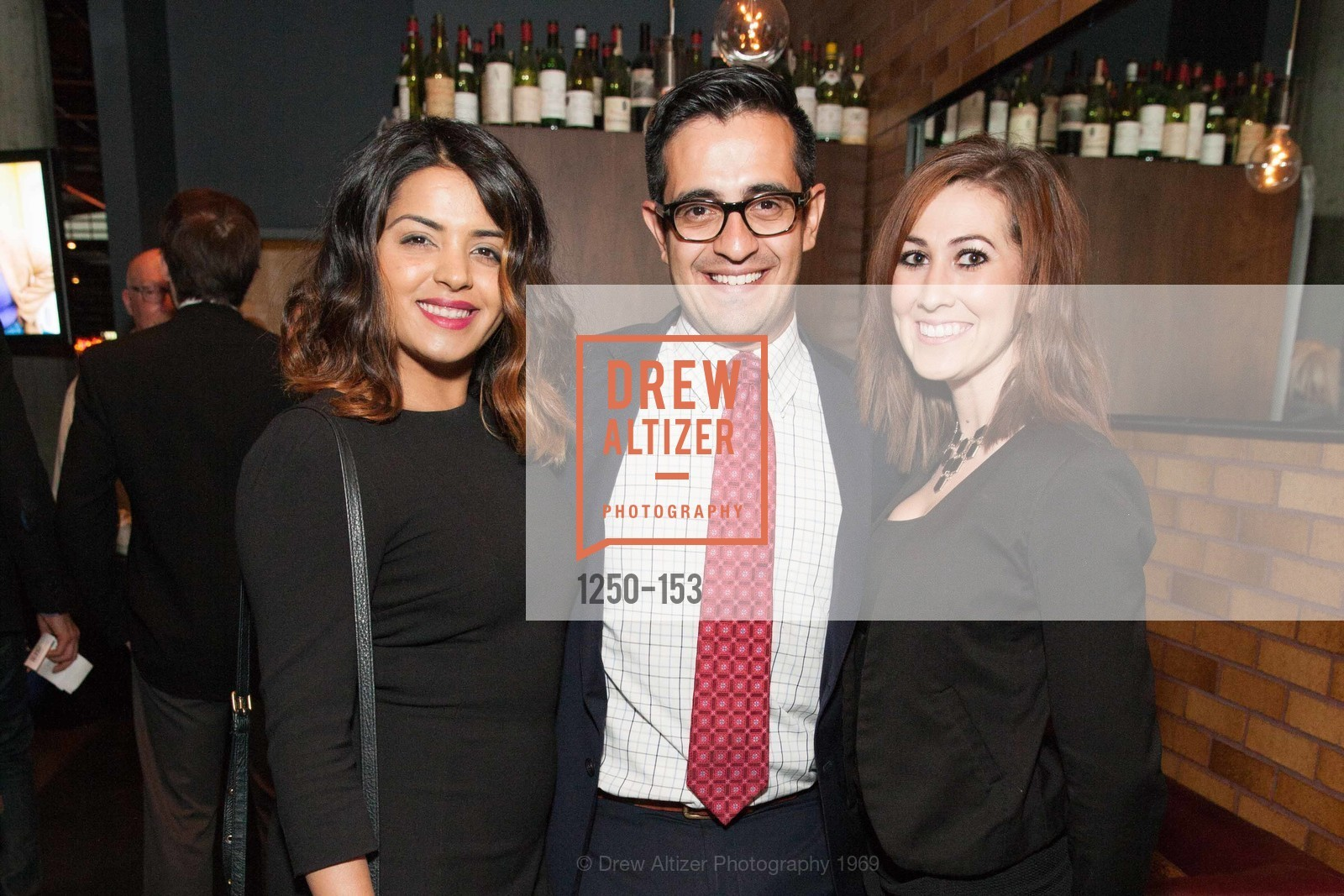 Simmi Dhaliwal, Jorge Colunga, Samantha Rojas, GLIDE's Power of One Lunch Countdown Party, RN74. 301 Mission St, June 4th, 2015,Drew Altizer, Drew Altizer Photography, full-service agency, private events, San Francisco photographer, photographer california