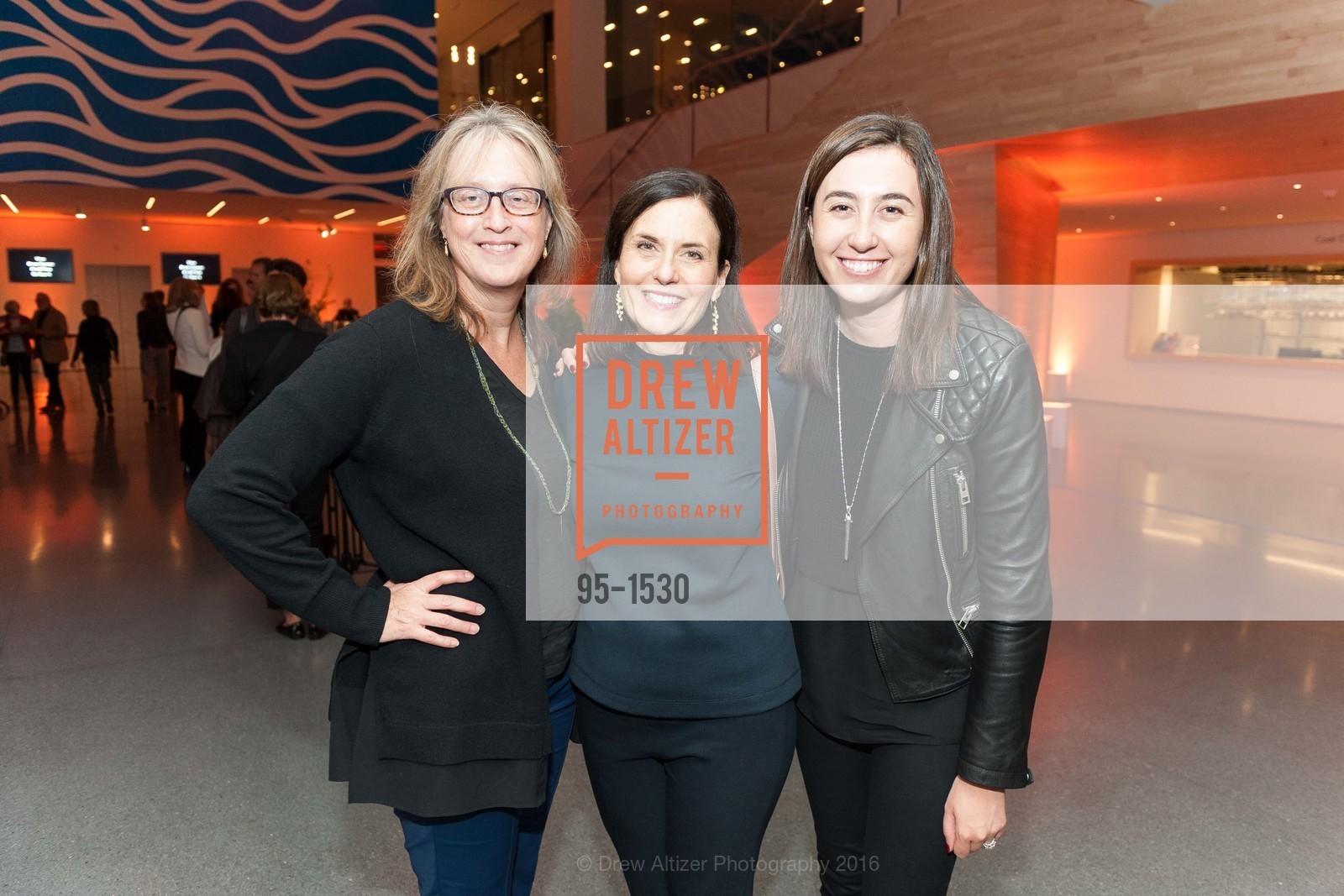 Janet Bishop, Valerie Corvin, Alex Corvin, Photo #95-1530
