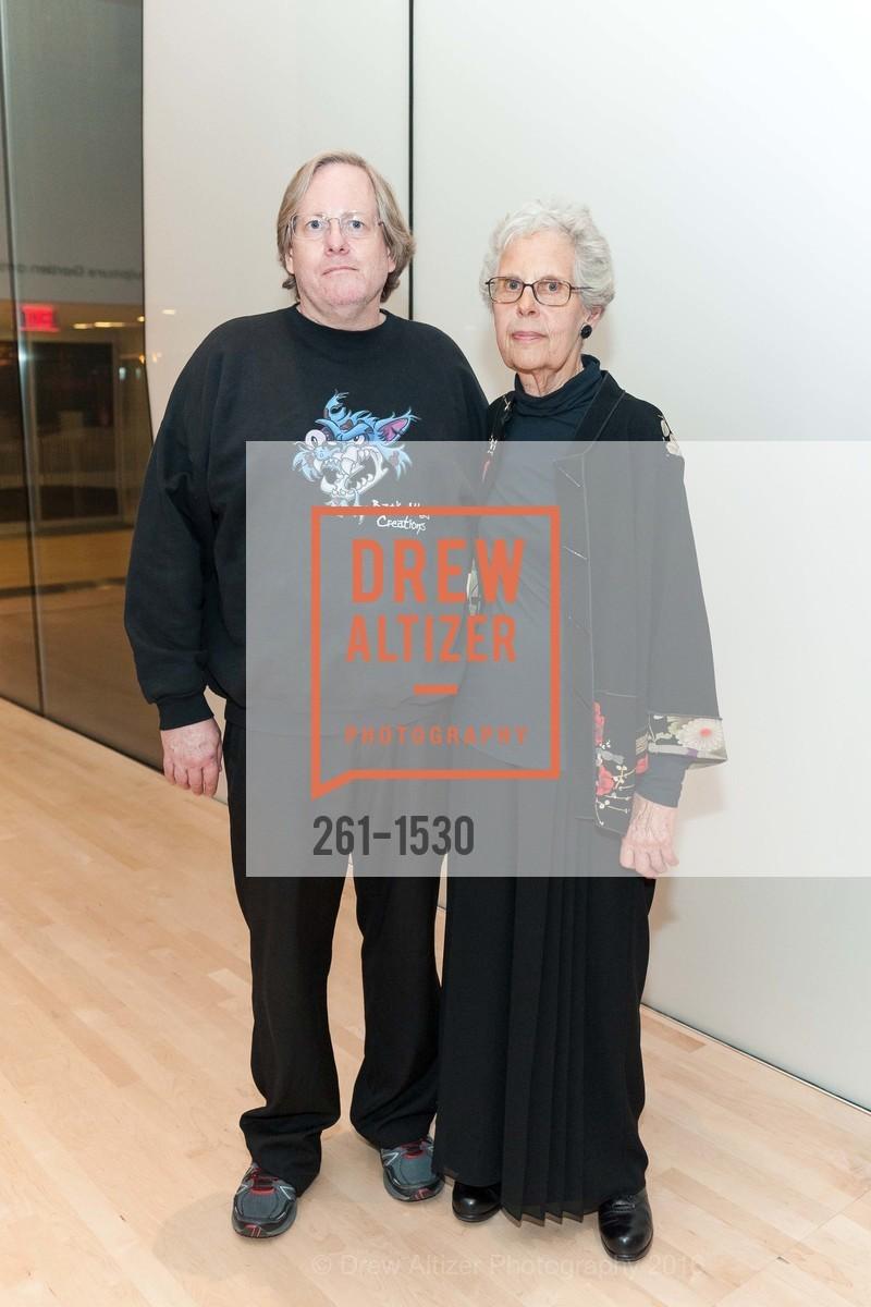 Robert Conner, Jean Conner, Photo #261-1530