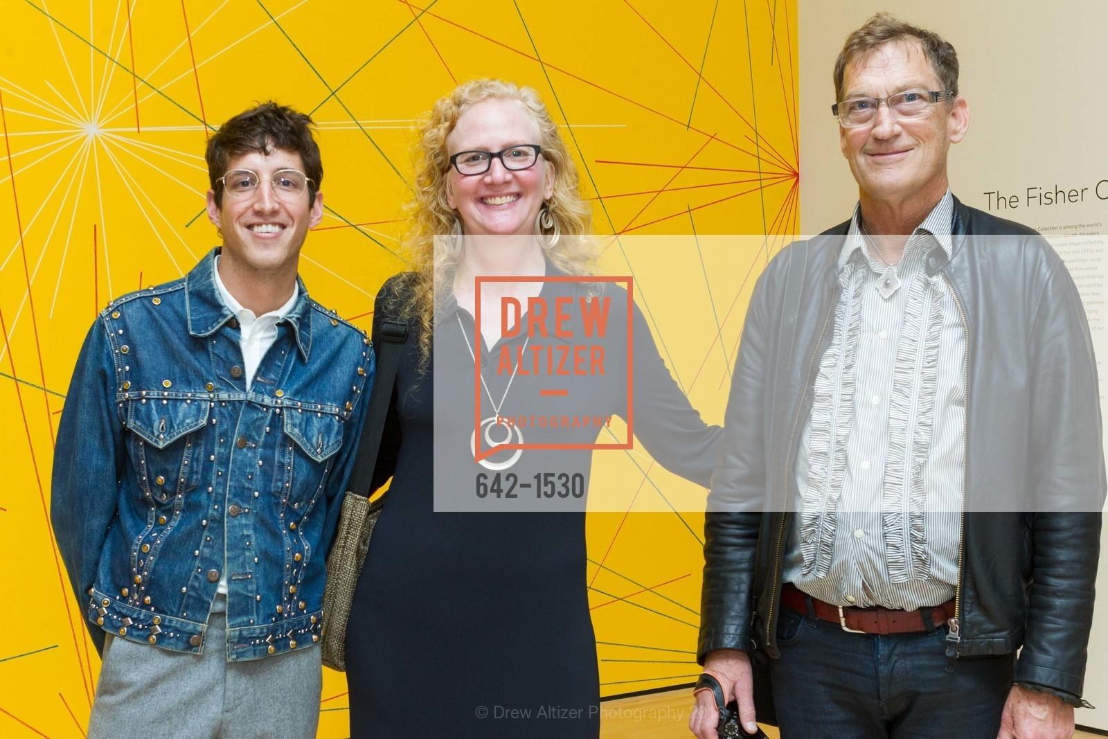 Sam Parker, Anastasia Aukeman, Richard Peterson, Photo #642-1530