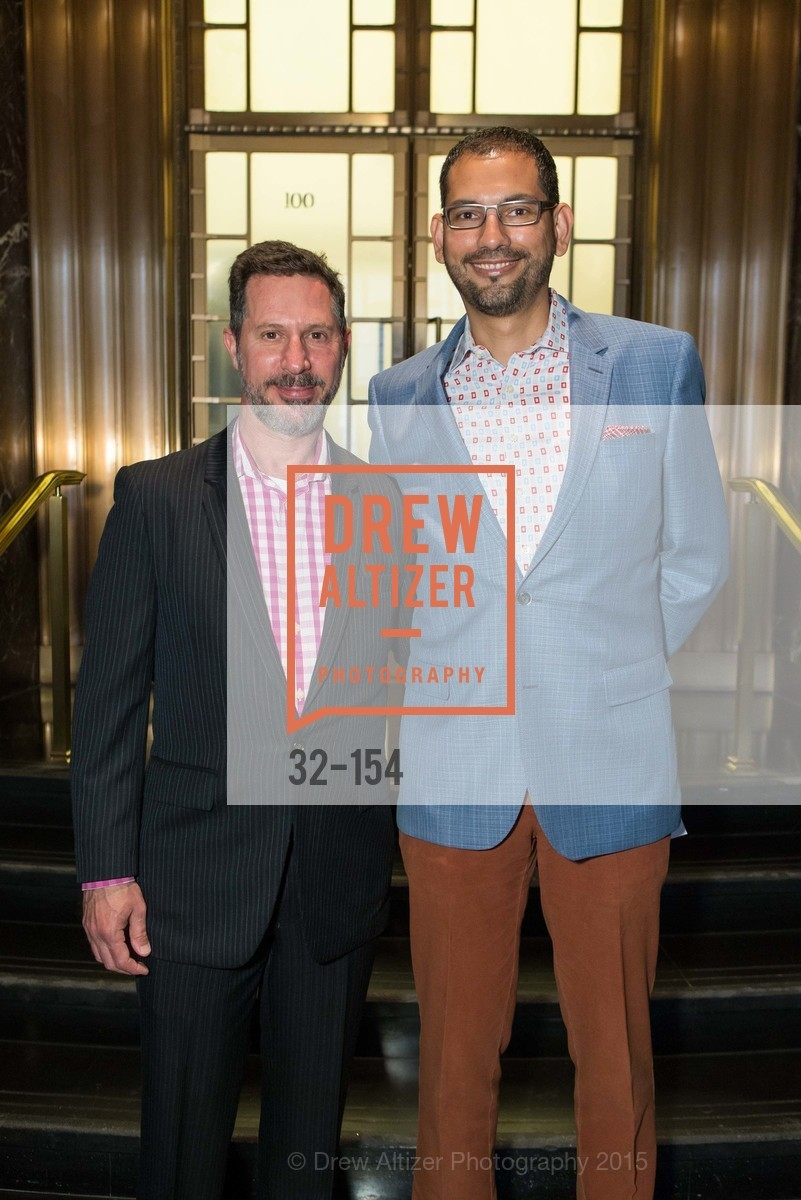 Seth Skolnick, Ernesto Quintanilla, Double Down for Shanti, The City Club. 155 Sansome Street, June 6th, 2015,Drew Altizer, Drew Altizer Photography, full-service agency, private events, San Francisco photographer, photographer california