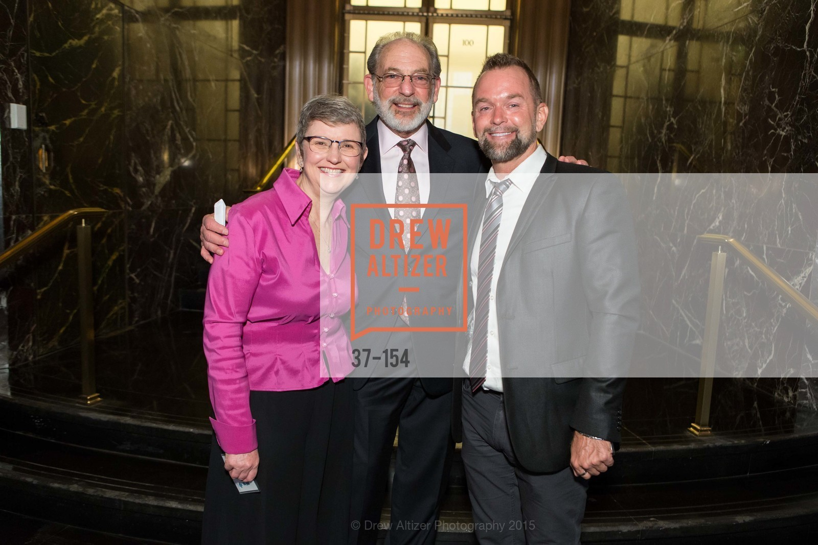 Connie Norton, Terry Lisker, Mike Hickey, Double Down for Shanti, The City Club. 155 Sansome Street, June 6th, 2015,Drew Altizer, Drew Altizer Photography, full-service event agency, private events, San Francisco photographer, photographer California
