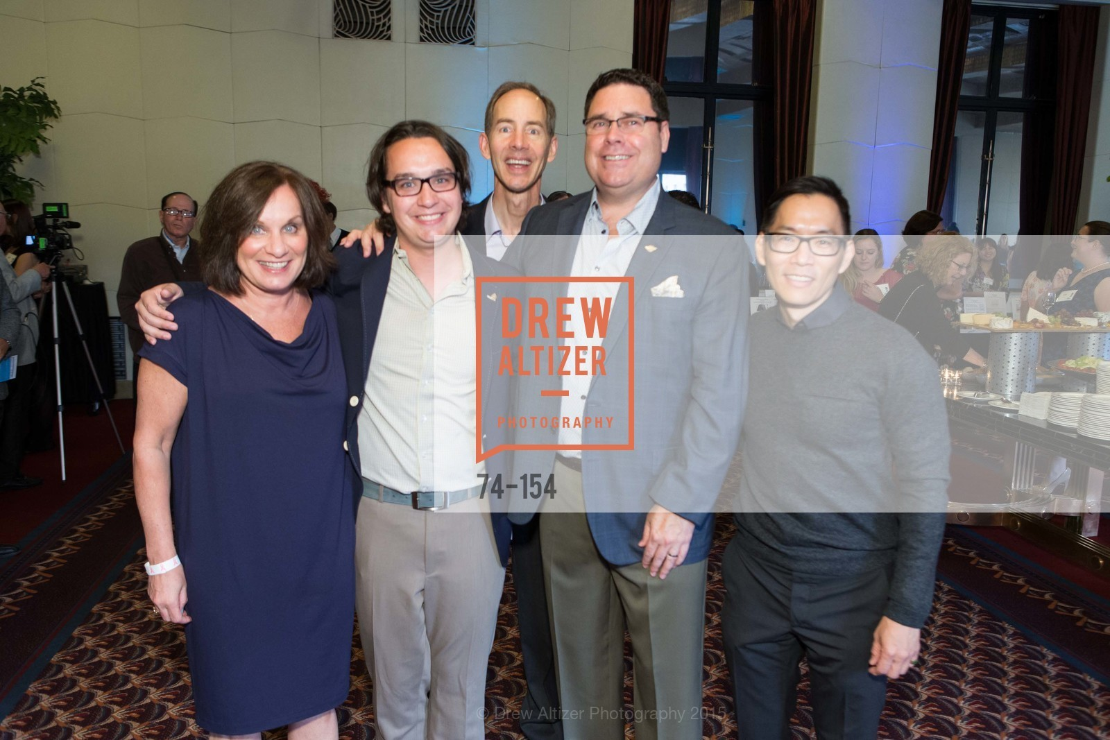 Kathy Wiseman, Christopher Wiseman, Eric Sleigh, Tom Larsen, Bill Kwan, Double Down for Shanti, The City Club. 155 Sansome Street, June 6th, 2015,Drew Altizer, Drew Altizer Photography, full-service agency, private events, San Francisco photographer, photographer california