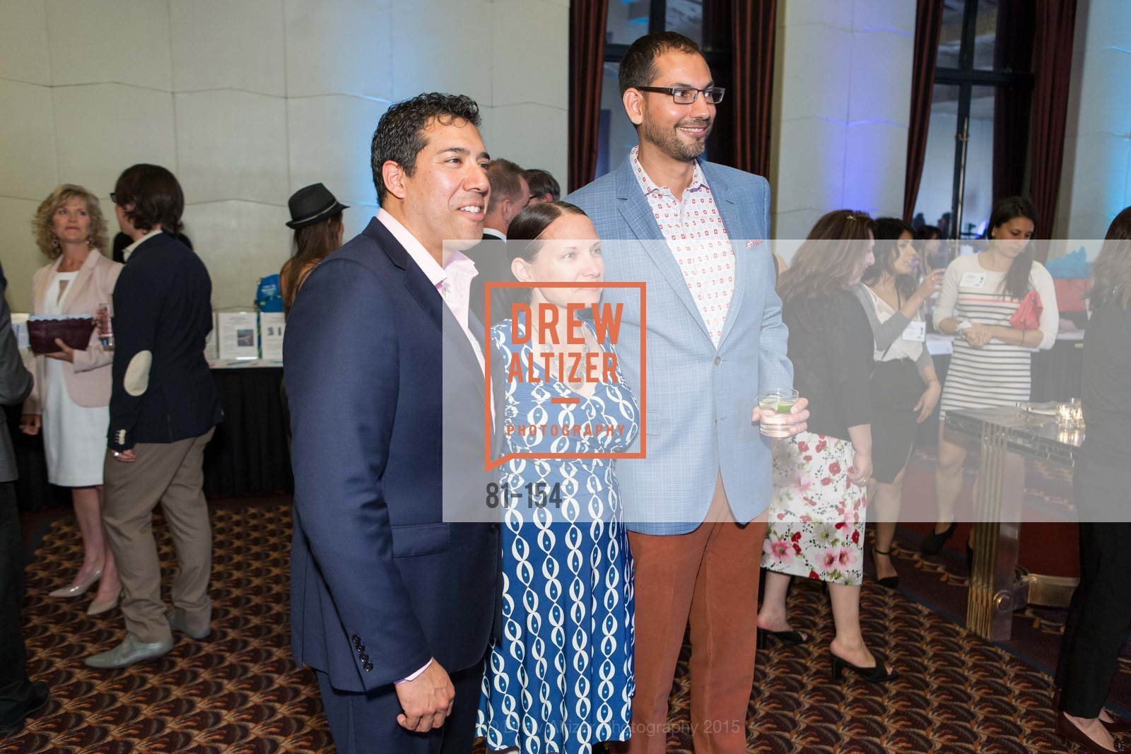 Alex Rivera, Ernesto Quintanilla, Double Down for Shanti, The City Club. 155 Sansome Street, June 6th, 2015,Drew Altizer, Drew Altizer Photography, full-service agency, private events, San Francisco photographer, photographer california