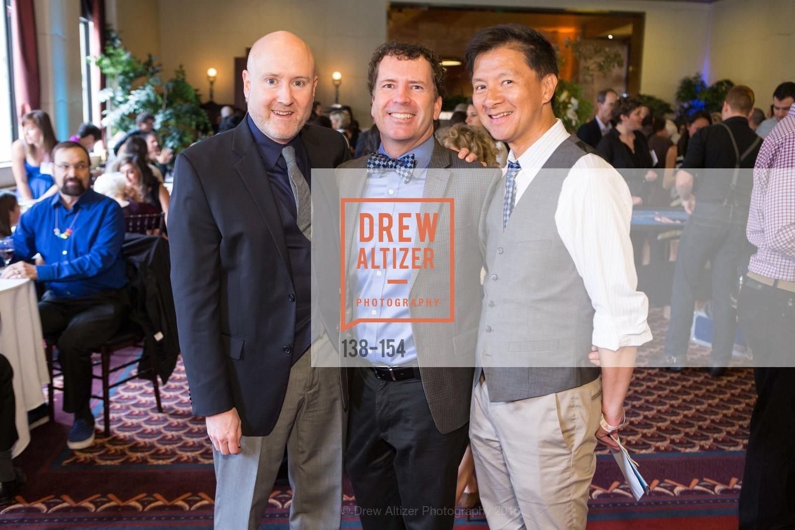Andrew Utiter, Michael Hughes, Marty Fung, Double Down for Shanti, The City Club. 155 Sansome Street, June 6th, 2015,Drew Altizer, Drew Altizer Photography, full-service event agency, private events, San Francisco photographer, photographer California