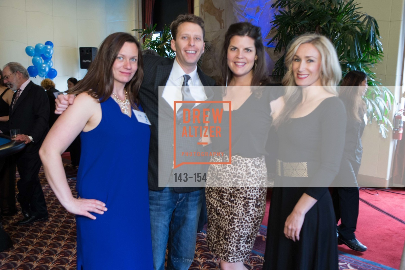 Nancy Murphy, Aaron Murphy, Jen Cullens, Candace Taylor, Double Down for Shanti, The City Club. 155 Sansome Street, June 6th, 2015,Drew Altizer, Drew Altizer Photography, full-service agency, private events, San Francisco photographer, photographer california