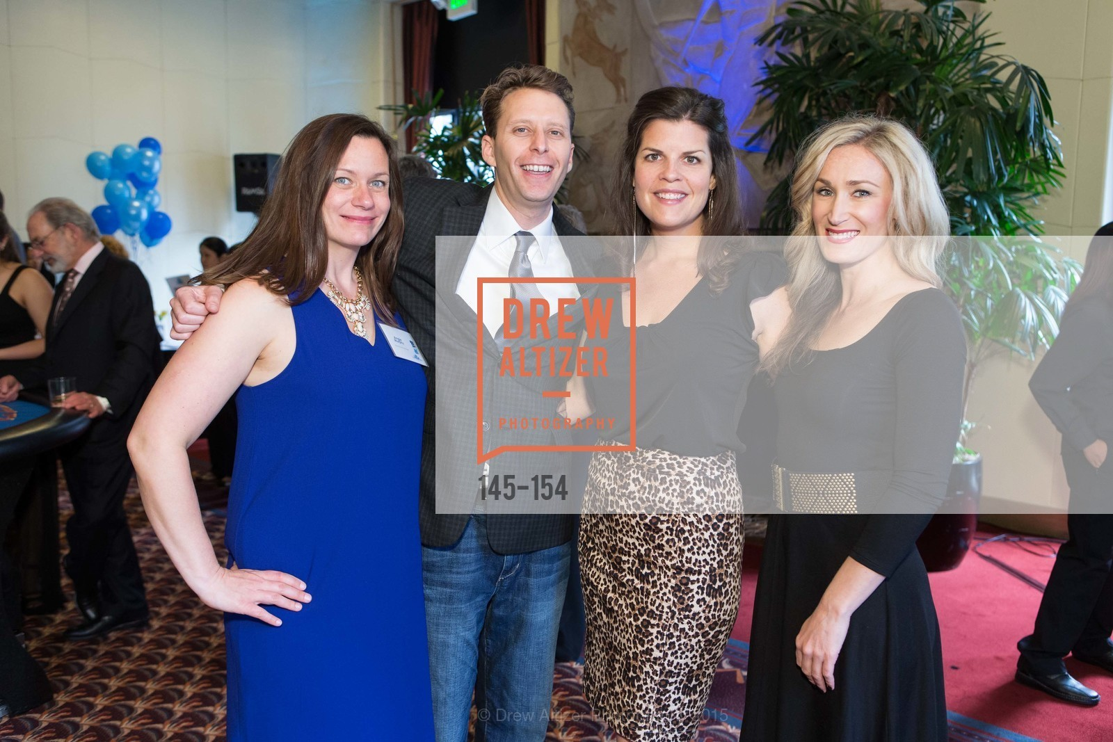 Nancy Murphy, Aaron Murphy, Jen Cullens, Candace Taylor, Double Down for Shanti, The City Club. 155 Sansome Street, June 6th, 2015,Drew Altizer, Drew Altizer Photography, full-service event agency, private events, San Francisco photographer, photographer California