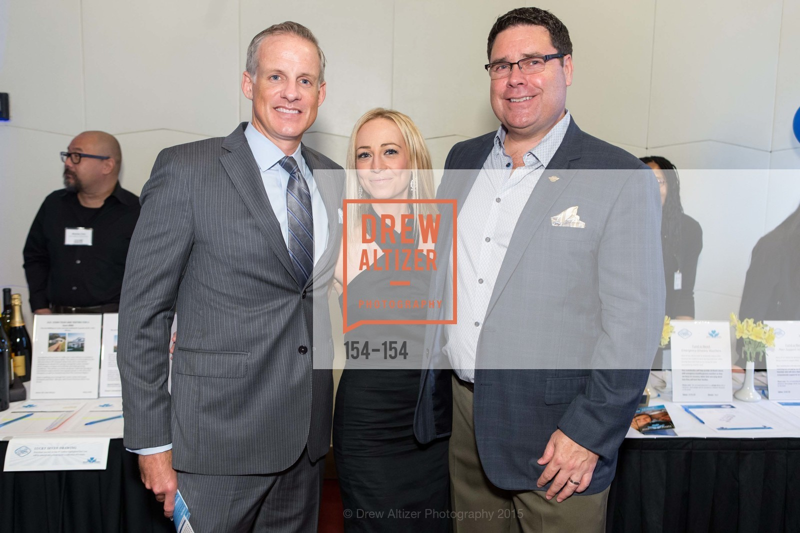 John Newmarker, Sarah Newmarker, Eric Sleigh, Double Down for Shanti, The City Club. 155 Sansome Street, June 6th, 2015,Drew Altizer, Drew Altizer Photography, full-service agency, private events, San Francisco photographer, photographer california