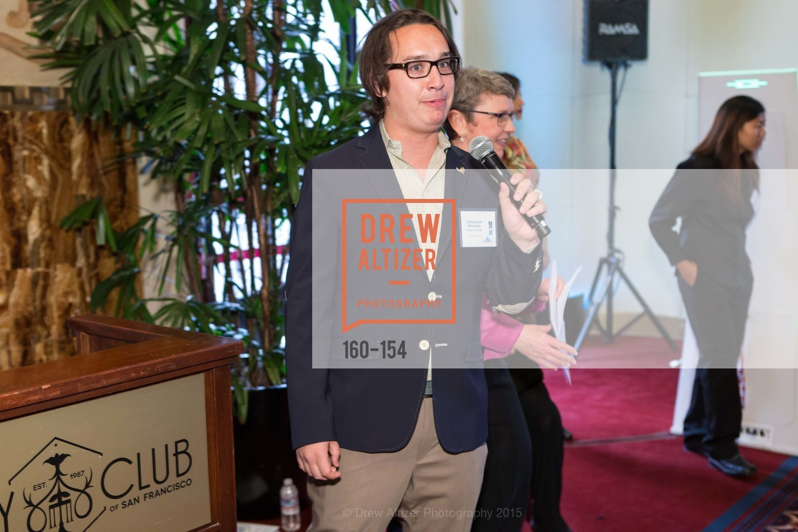 Chris Wiseman, Double Down for Shanti, The City Club. 155 Sansome Street, June 6th, 2015,Drew Altizer, Drew Altizer Photography, full-service agency, private events, San Francisco photographer, photographer california