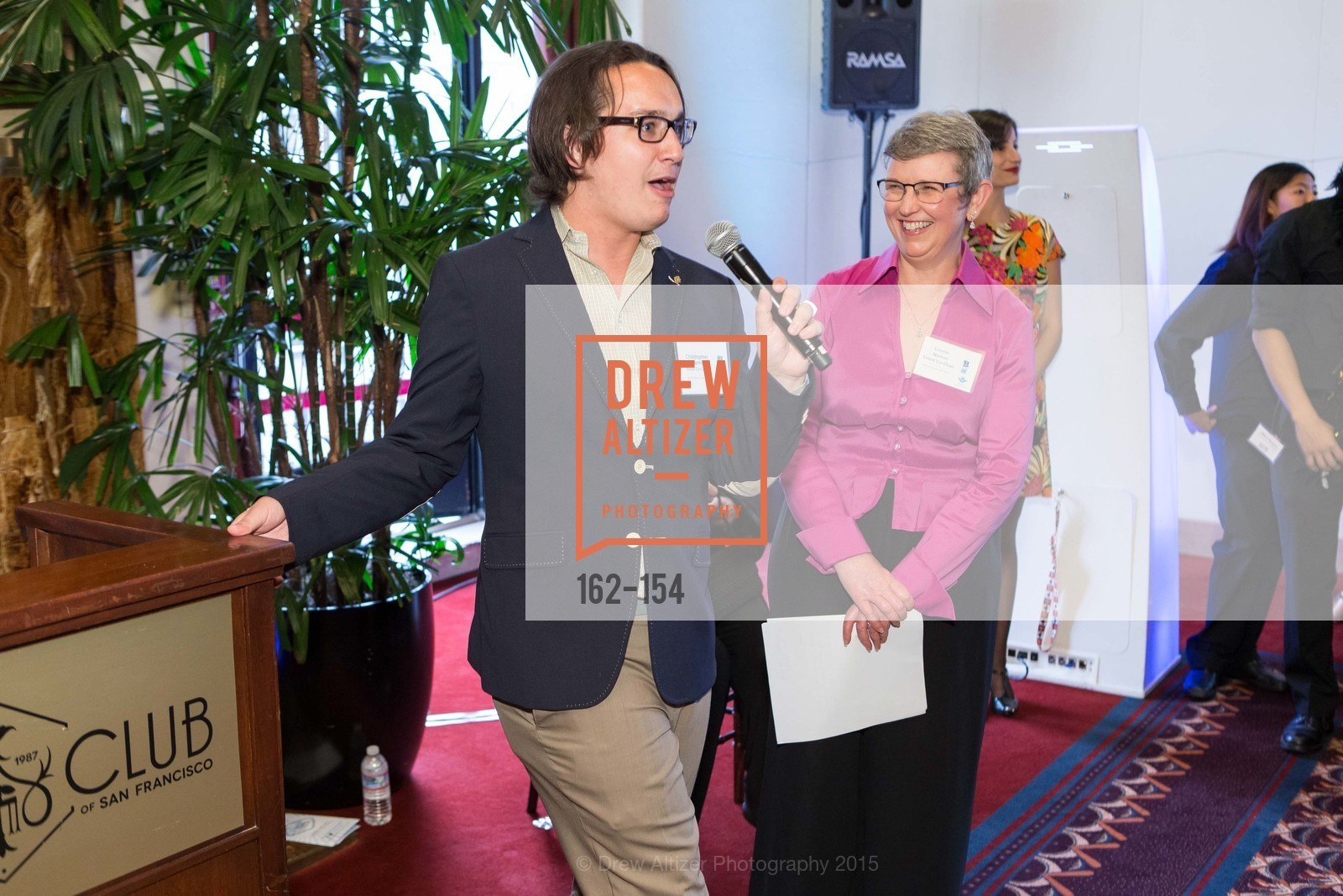 Chris Wiseman, Connie Norton, Double Down for Shanti, The City Club. 155 Sansome Street, June 6th, 2015,Drew Altizer, Drew Altizer Photography, full-service event agency, private events, San Francisco photographer, photographer California
