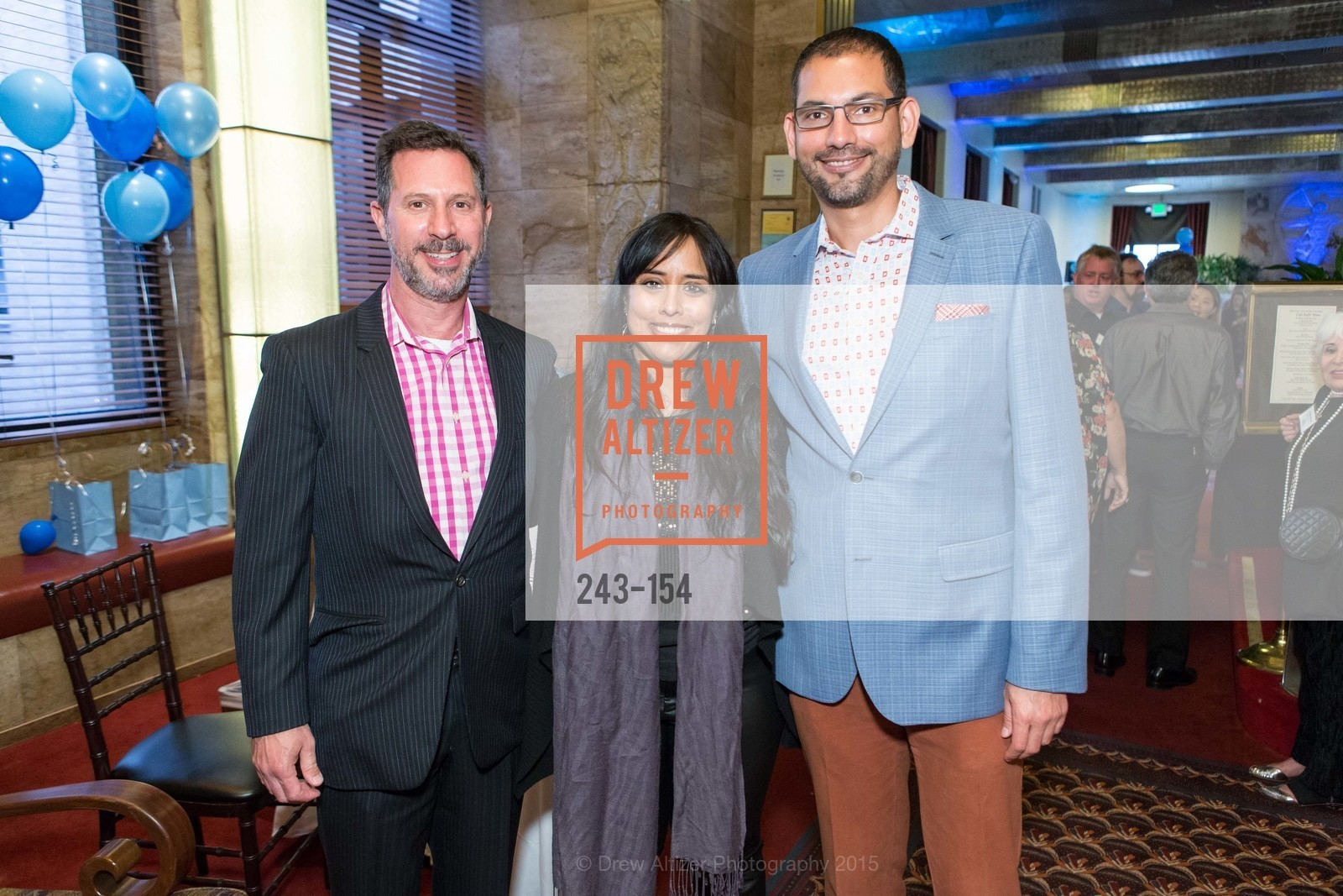 Seth Skolnick, Seeza Venkataraman, Ernesto Quintanilla, Double Down for Shanti, The City Club. 155 Sansome Street, June 6th, 2015,Drew Altizer, Drew Altizer Photography, full-service agency, private events, San Francisco photographer, photographer california