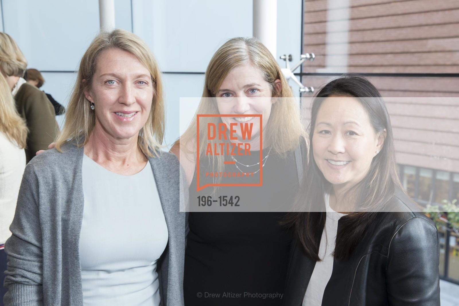 Meredith Dunn, Leslie Krampert, Celeste Lee-Bobroff, Photo #196-1542