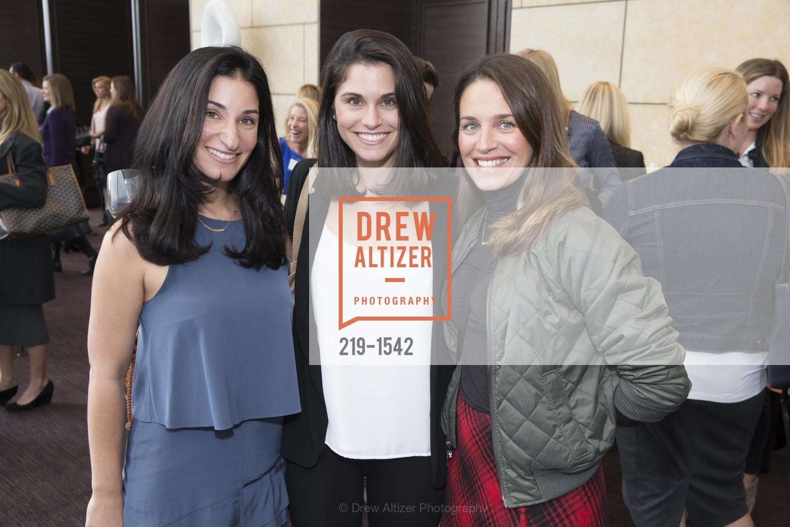 Danielle Yokell, Allison Friedberg, Kristin Vogelsong, Photo #219-1542