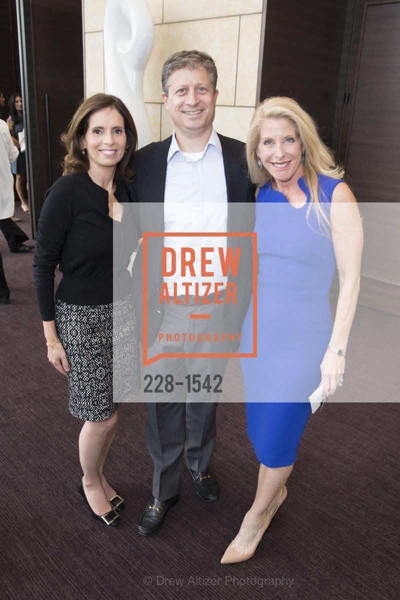 Belinda Getler, Mark Lehmann, Dana Blum, Photo #228-1542