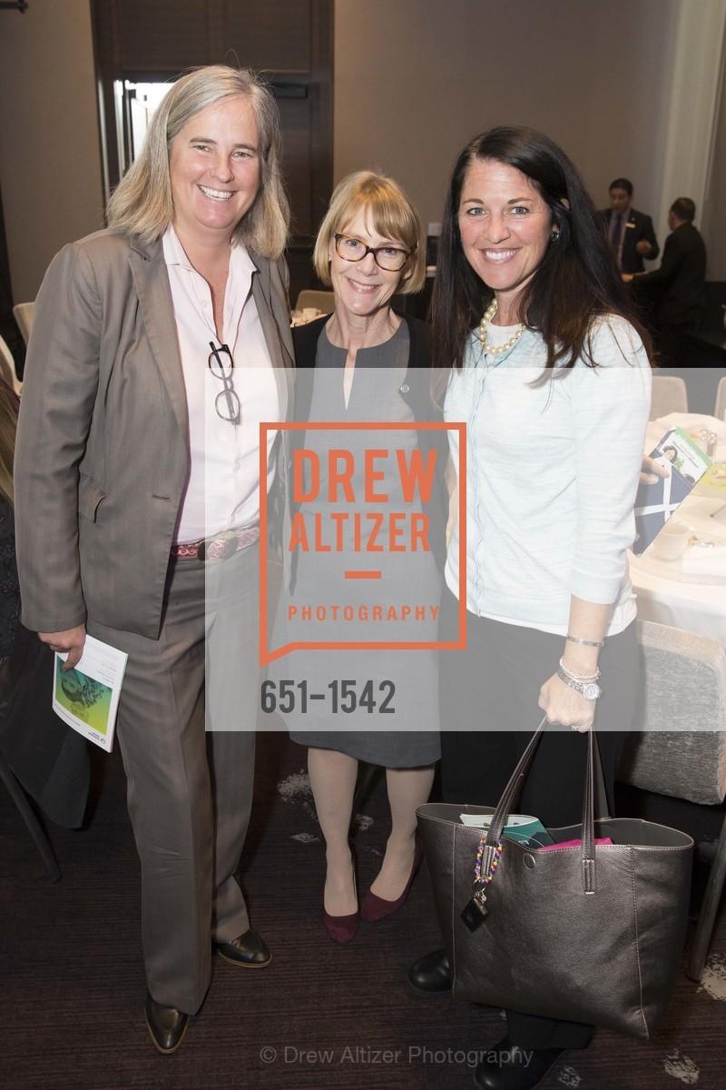 Michelle Williams, Maurine Halperin, Susan Deemer, Photo #651-1542