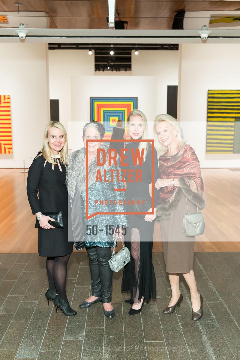 Jane Mudge, Karen Kubin, Shannon Cronan, Sandra Farris, Photo #50-1545