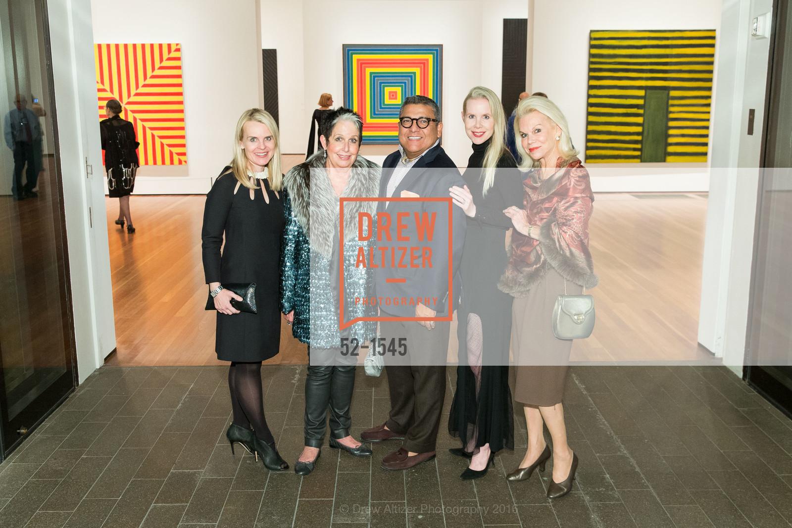 Jane Mudge, Karen Kubin, Riccardo Benavides, Shannon Cronan, Sandra Farris, Photo #52-1545