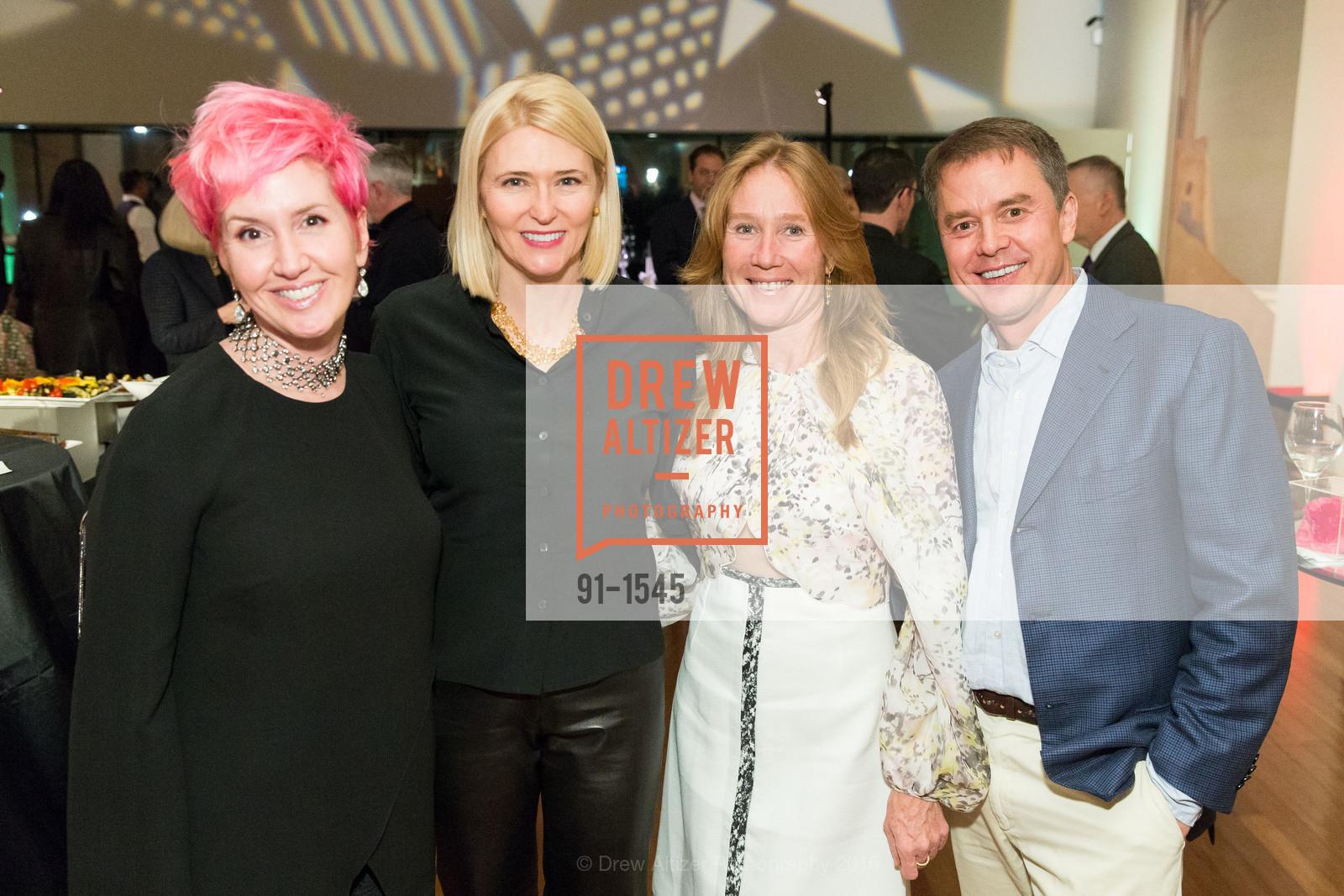 Lisa Sardegna, Lauren Hall, Heather Preston, Joseph Mallick, Photo #91-1545