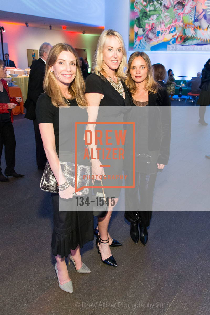 Lisa Zanze, Laura Sweeney, Nina Hollein, Photo #134-1545