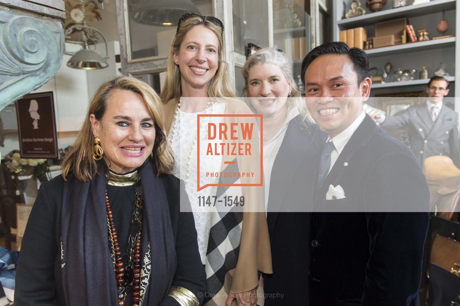 Susie Hoimes, Allison Crawford, Linda Kitzel, Jonathan Rachman, Photo #1147-1549