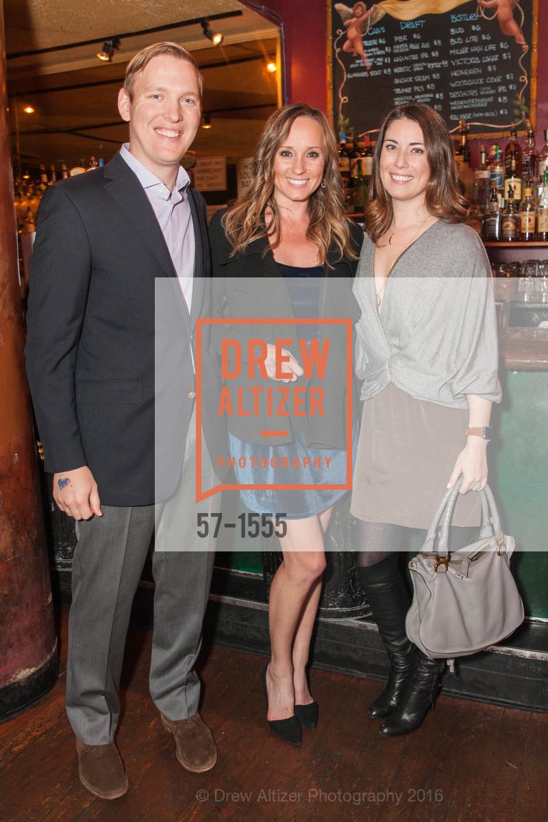 Ben Byrne, Lauren Byrne, Kat Anderson, Photo #57-1555