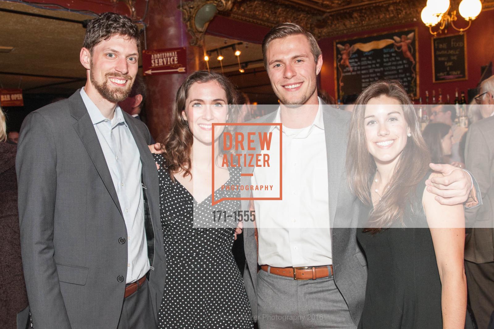 Sean Leake, Emily English, Tyler Parker, Jayne Callander, Photo #171-1555