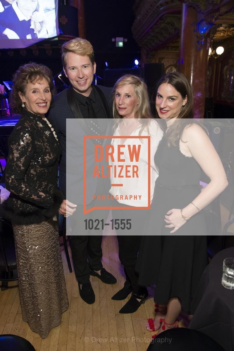 Andrea Markovicci, Shawn Ryan, Sara Duryea, Kathryn Duryea, Photo #1021-1555