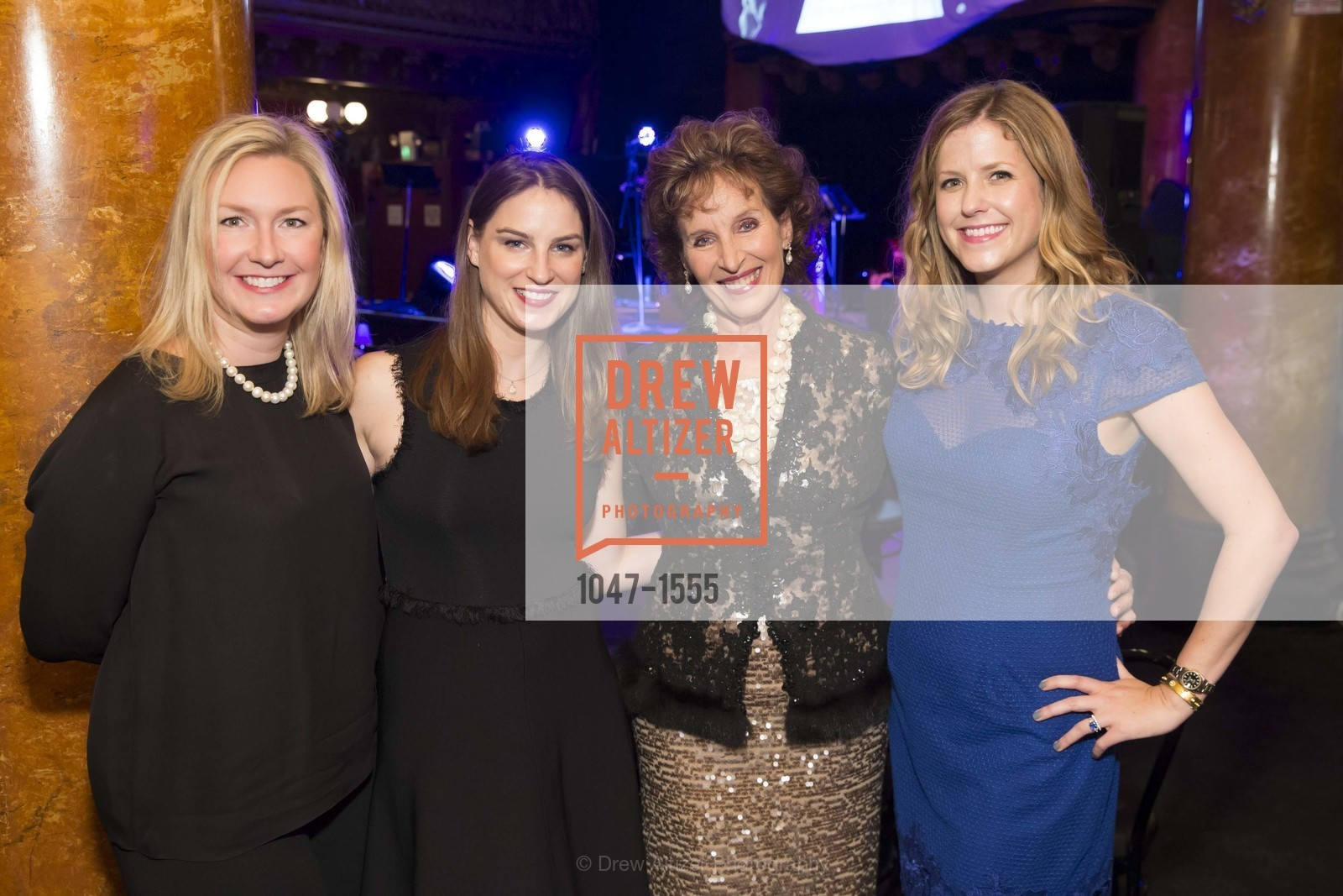 Kelsey Phelps Finch, Kathryn Duryea, Andrea Marcovicci, Lily Bowles Leo, Photo #1047-1555