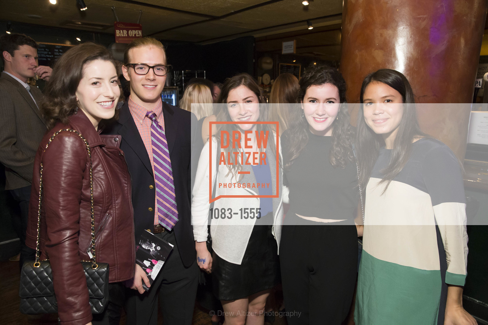 Charlotte Bowles, Oliver Domergue, Kelly Cook, Julie Mourad, Emily Wynn, Photo #1083-1555