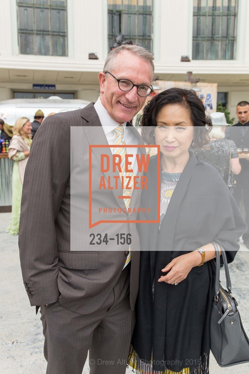 David Wessel, Mikyong Wessel, California State Parks Foundation's GOLDEN POPPY AWARDS, Treasure Island Building One. 1 Avenue of the Palms, June 5th, 2015,Drew Altizer, Drew Altizer Photography, full-service agency, private events, San Francisco photographer, photographer california