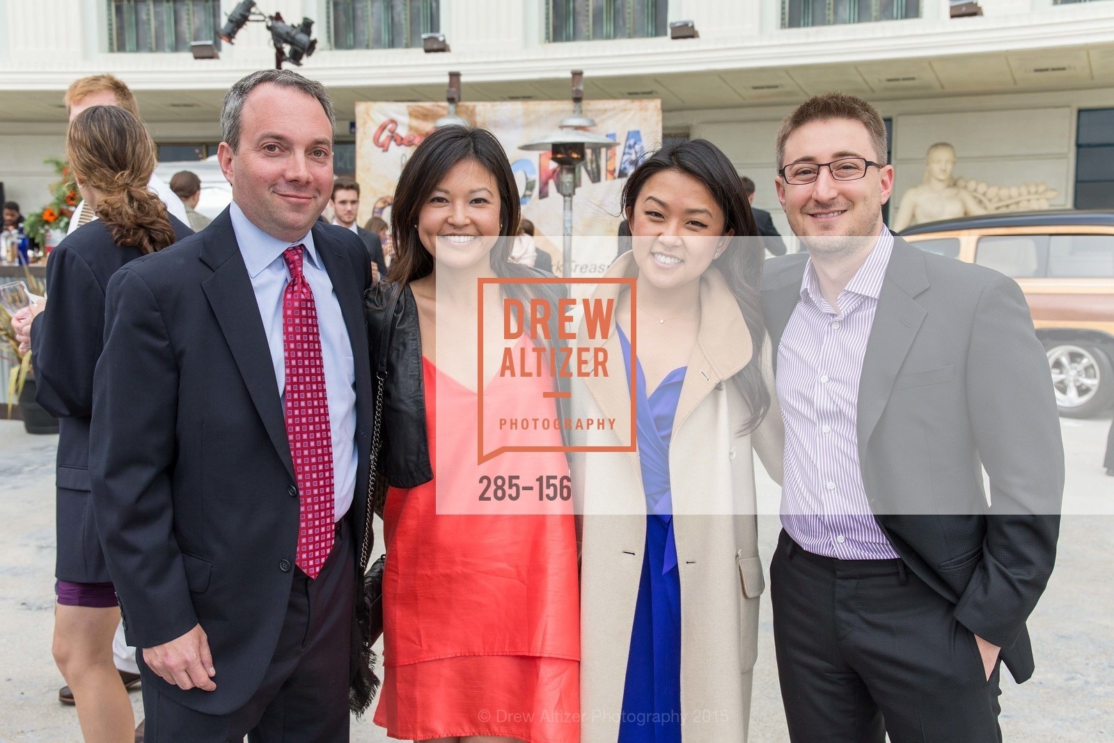 Peter Goldberg, Jamie Kim, Jin-Young Kim, Justin Fishner-Wolfson, California State Parks Foundation's GOLDEN POPPY AWARDS, Treasure Island Building One. 1 Avenue of the Palms, June 5th, 2015,Drew Altizer, Drew Altizer Photography, full-service agency, private events, San Francisco photographer, photographer california