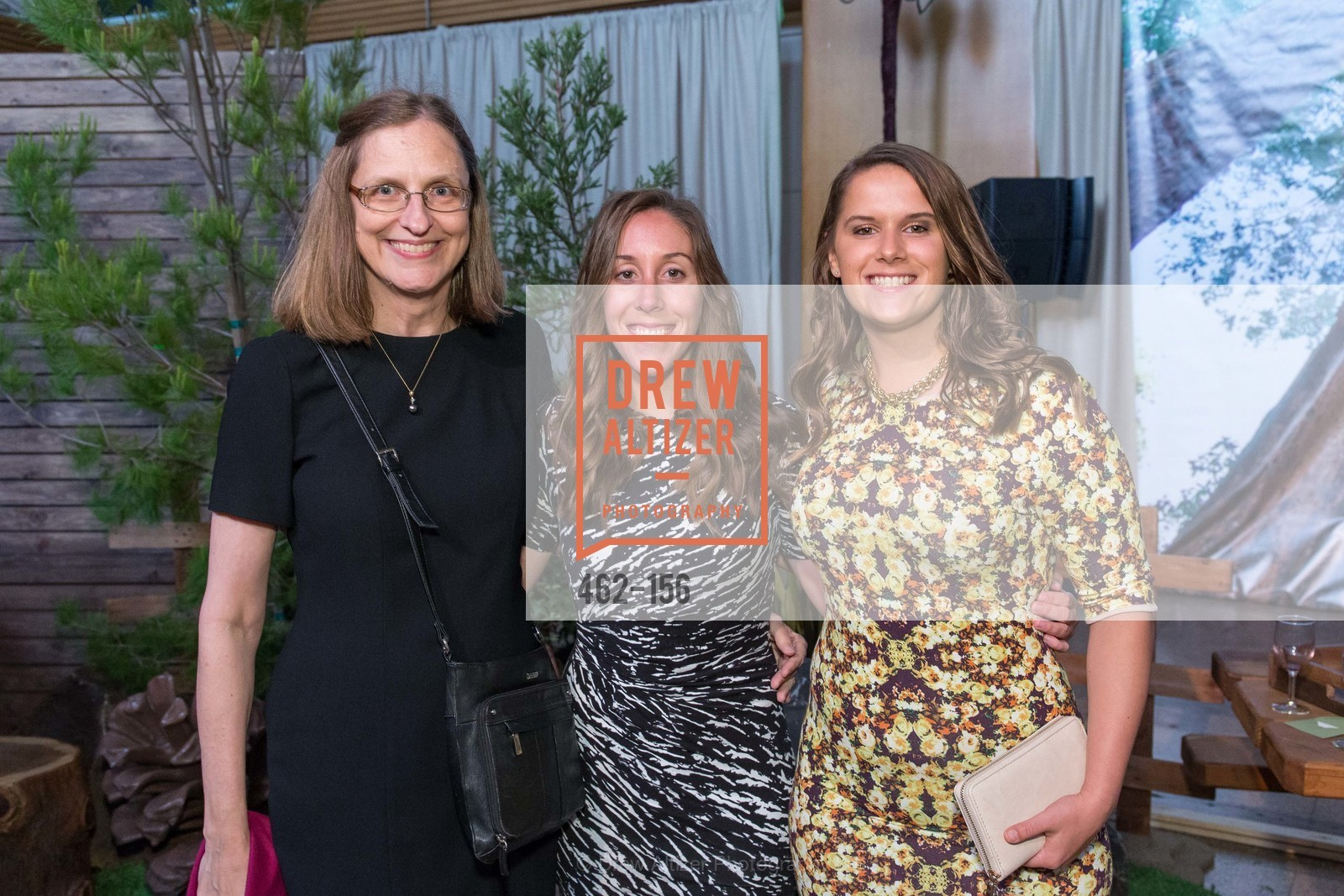 Cathy Fisher, Ellen Fisher, Sarah Fisher, California State Parks Foundation's GOLDEN POPPY AWARDS, Treasure Island Building One. 1 Avenue of the Palms, June 5th, 2015,Drew Altizer, Drew Altizer Photography, full-service agency, private events, San Francisco photographer, photographer california