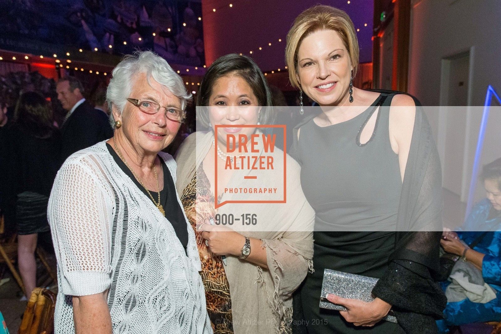 Gail Kautz, Virginia Chang Kiraly, Tricia Clement, California State Parks Foundation's GOLDEN POPPY AWARDS, Treasure Island Building One. 1 Avenue of the Palms, June 5th, 2015,Drew Altizer, Drew Altizer Photography, full-service agency, private events, San Francisco photographer, photographer california