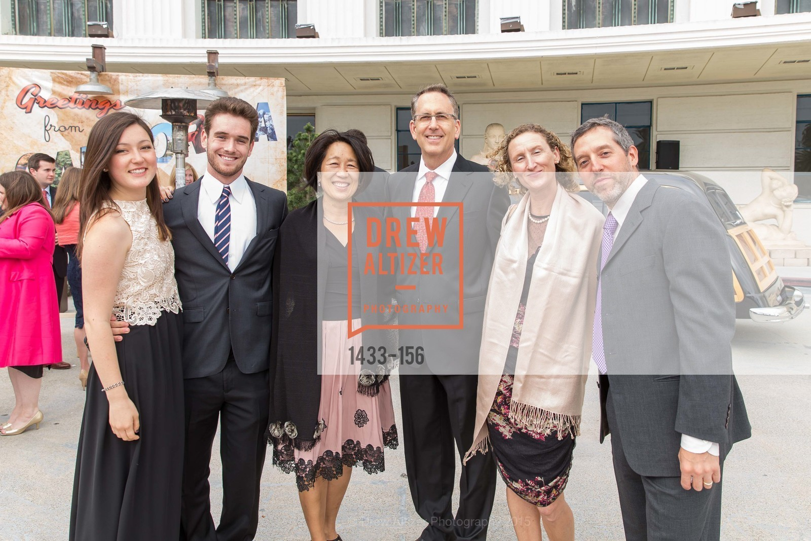 Carolyn Johnson, Preston Payne, Josephine Chien, Steve Johnson, Christine Baker, Bryan Baker, California State Parks Foundation's GOLDEN POPPY AWARDS, Treasure Island Building One. 1 Avenue of the Palms, June 5th, 2015,Drew Altizer, Drew Altizer Photography, full-service agency, private events, San Francisco photographer, photographer california