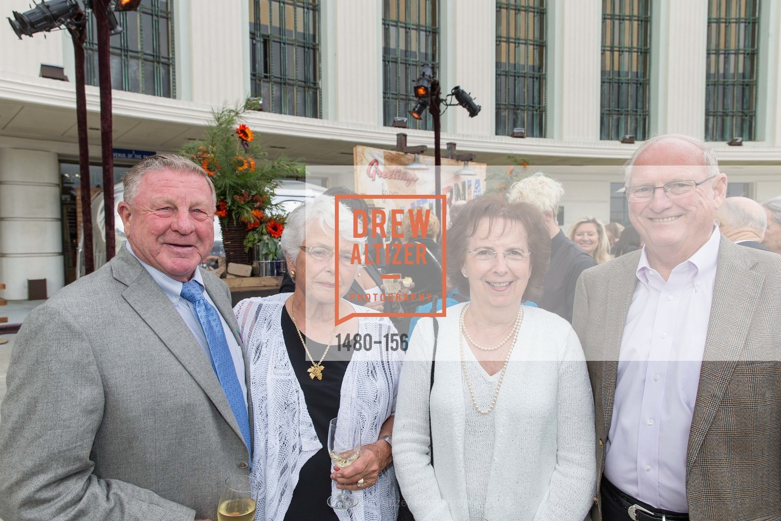 John Kautz, Gail Kautz, Delfie Schrimp, Roger Schrimp, California State Parks Foundation's GOLDEN POPPY AWARDS, Treasure Island Building One. 1 Avenue of the Palms, June 5th, 2015,Drew Altizer, Drew Altizer Photography, full-service agency, private events, San Francisco photographer, photographer california