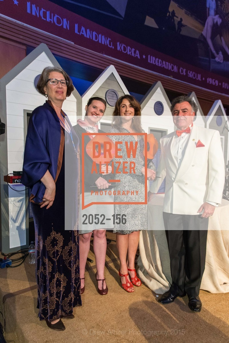 Elizabeth Goldstein, Kristina Acevedo Cross, Jennifer Peck, Dave Mandelkern, California State Parks Foundation's GOLDEN POPPY AWARDS, Treasure Island Building One. 1 Avenue of the Palms, June 5th, 2015,Drew Altizer, Drew Altizer Photography, full-service agency, private events, San Francisco photographer, photographer california