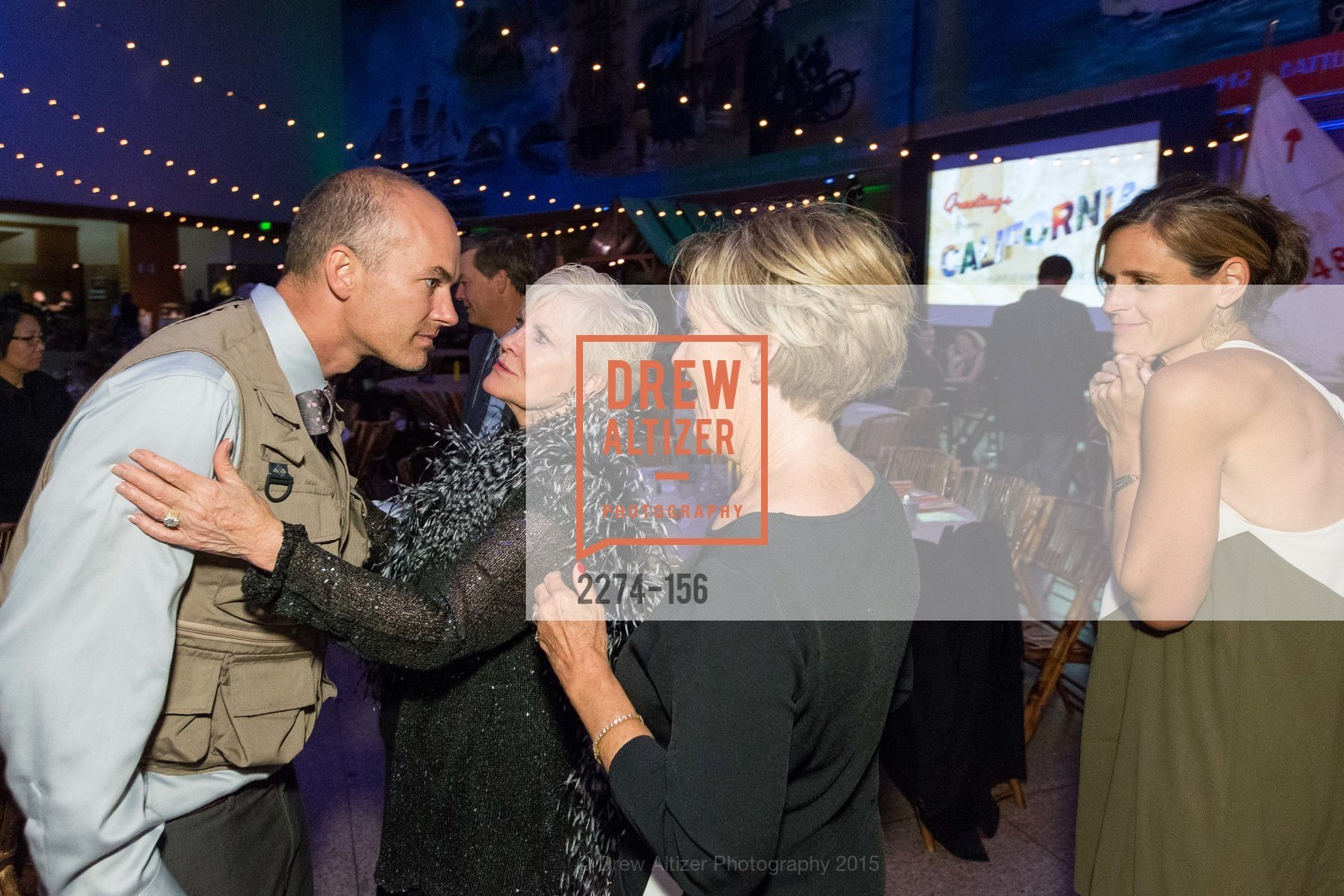 Bob Lurie, Connie Lurie, California State Parks Foundation's GOLDEN POPPY AWARDS, Treasure Island Building One. 1 Avenue of the Palms, June 5th, 2015,Drew Altizer, Drew Altizer Photography, full-service agency, private events, San Francisco photographer, photographer california