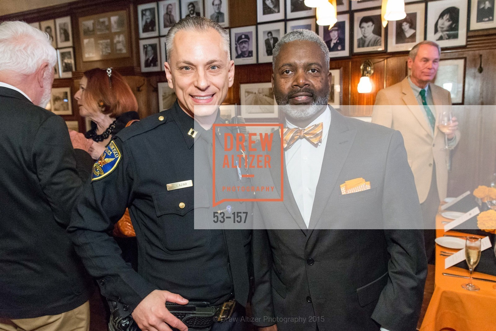 David Lazar, Tommie Moon, 3-Ring Lunch Celebration honoring Renel Brooks-Moon, John's Grill. 63 Ellis Street, June 7th, 2015,Drew Altizer, Drew Altizer Photography, full-service event agency, private events, San Francisco photographer, photographer California