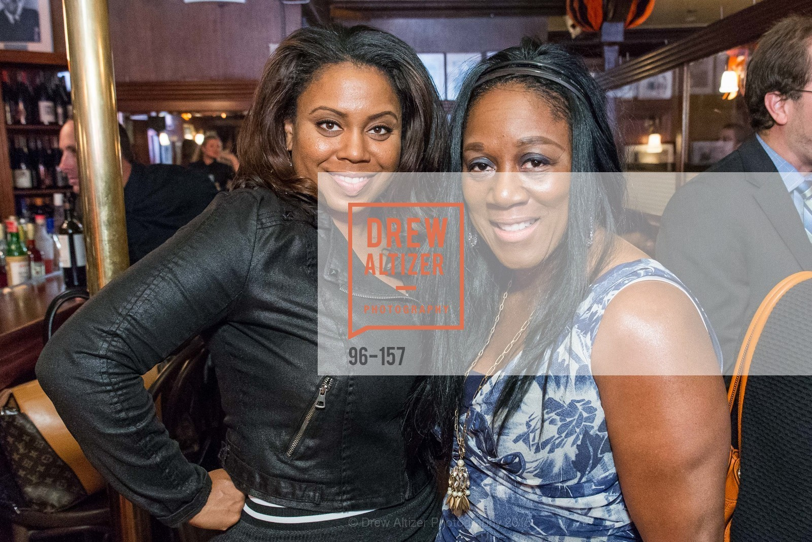 Maisha Hicks, 3-Ring Lunch Celebration honoring Renel Brooks-Moon, John's Grill. 63 Ellis Street, June 7th, 2015,Drew Altizer, Drew Altizer Photography, full-service agency, private events, San Francisco photographer, photographer california