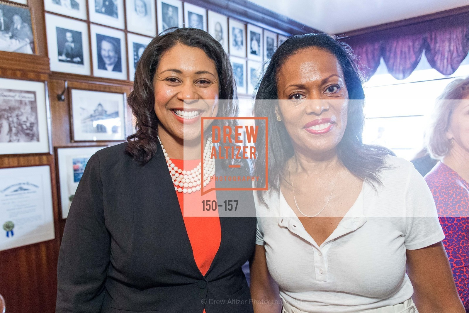 London Breed, Patty-Jo Rutland, 3-Ring Lunch Celebration honoring Renel Brooks-Moon, John's Grill. 63 Ellis Street, June 7th, 2015,Drew Altizer, Drew Altizer Photography, full-service agency, private events, San Francisco photographer, photographer california