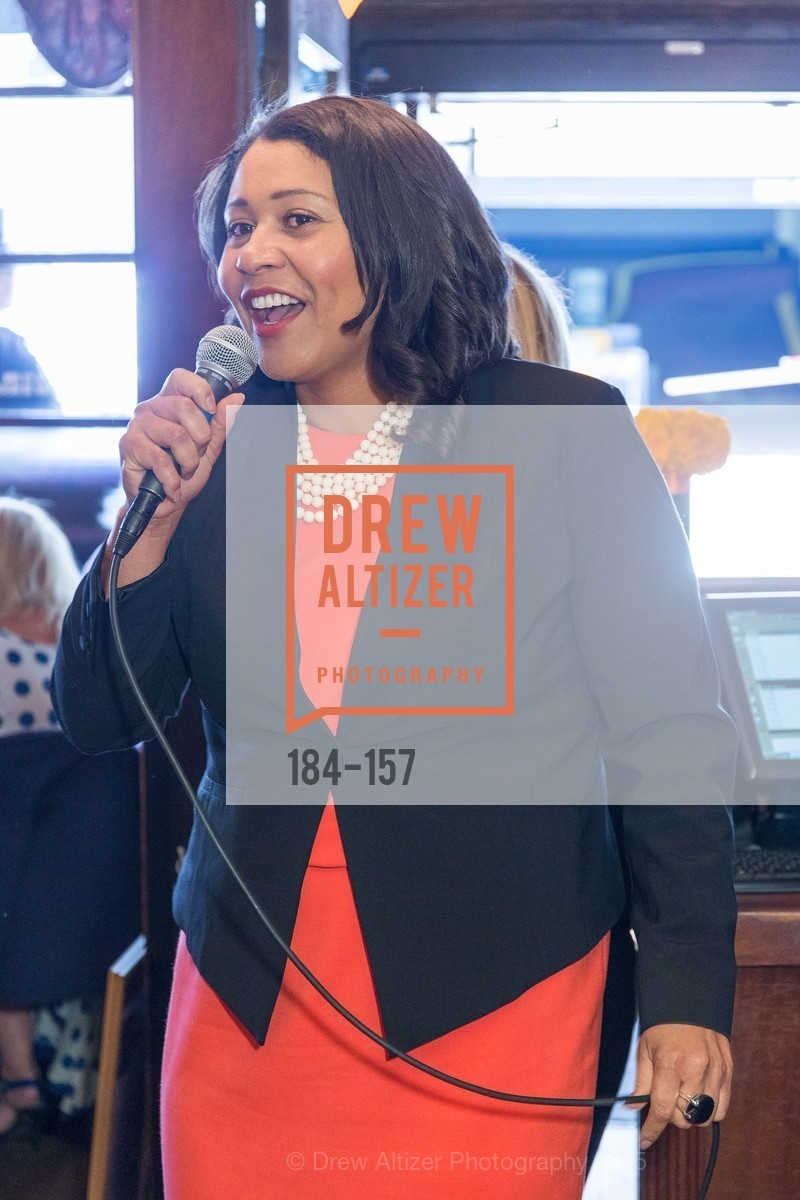 London Breed, 3-Ring Lunch Celebration honoring Renel Brooks-Moon, John's Grill. 63 Ellis Street, June 7th, 2015,Drew Altizer, Drew Altizer Photography, full-service agency, private events, San Francisco photographer, photographer california