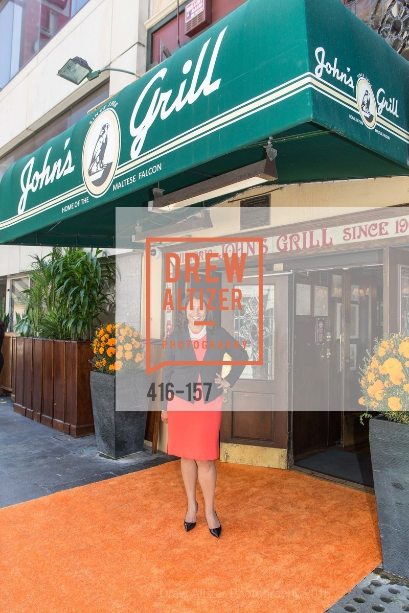 London Breed, 3-Ring Lunch Celebration honoring Renel Brooks-Moon, John's Grill. 63 Ellis Street, June 7th, 2015,Drew Altizer, Drew Altizer Photography, full-service event agency, private events, San Francisco photographer, photographer California