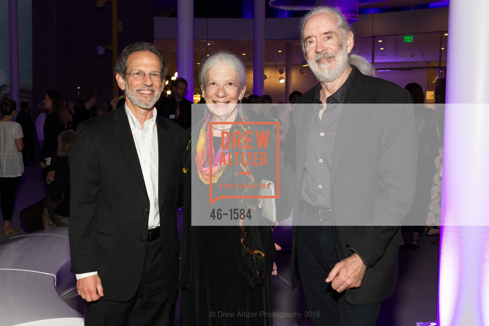 Bob Segar, Libby Bloom, Tom Bloom, Photo #46-1584
