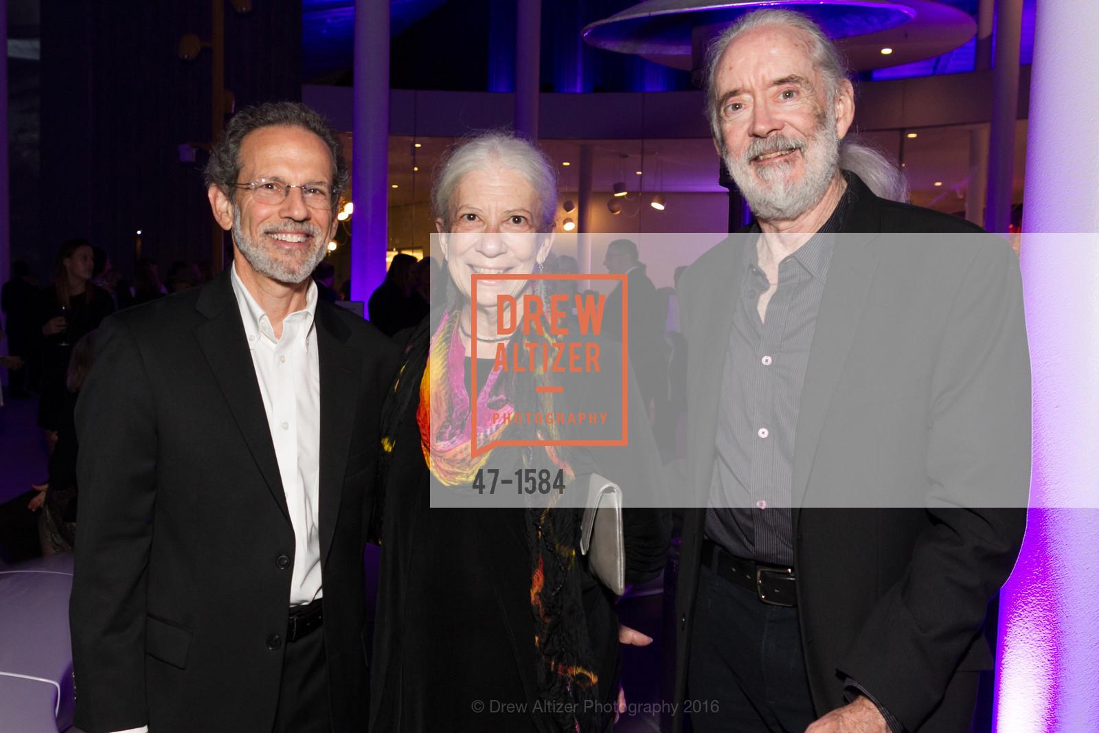 Bob Segar, Libby Bloom, Tom Bloom, Photo #47-1584