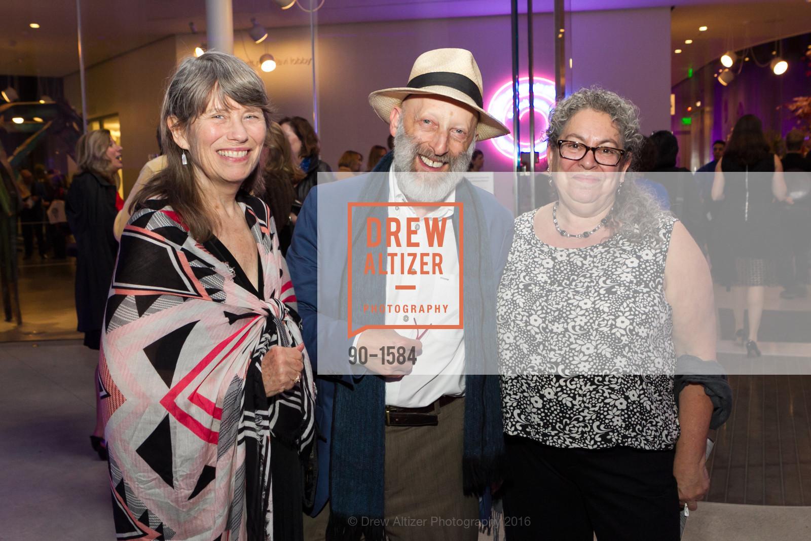 Mary Curtis Ratcliff, Peter Samis, Abby Shapiro, Photo #90-1584