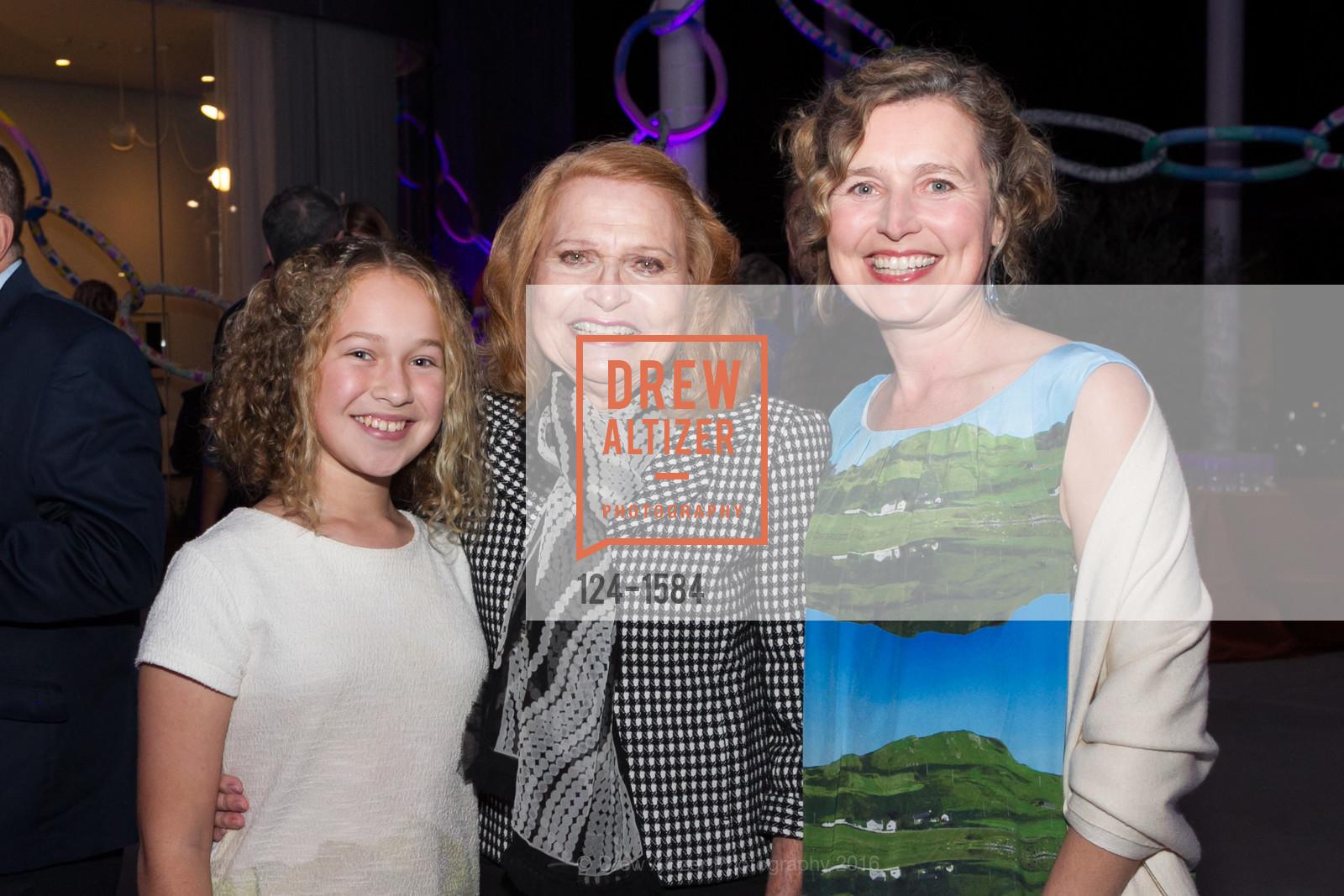 Jessica Howe, Director's Debut, Manetti Shrem Museum of Art. Old Davis Road at Alumni Lane, November 12th, 2016