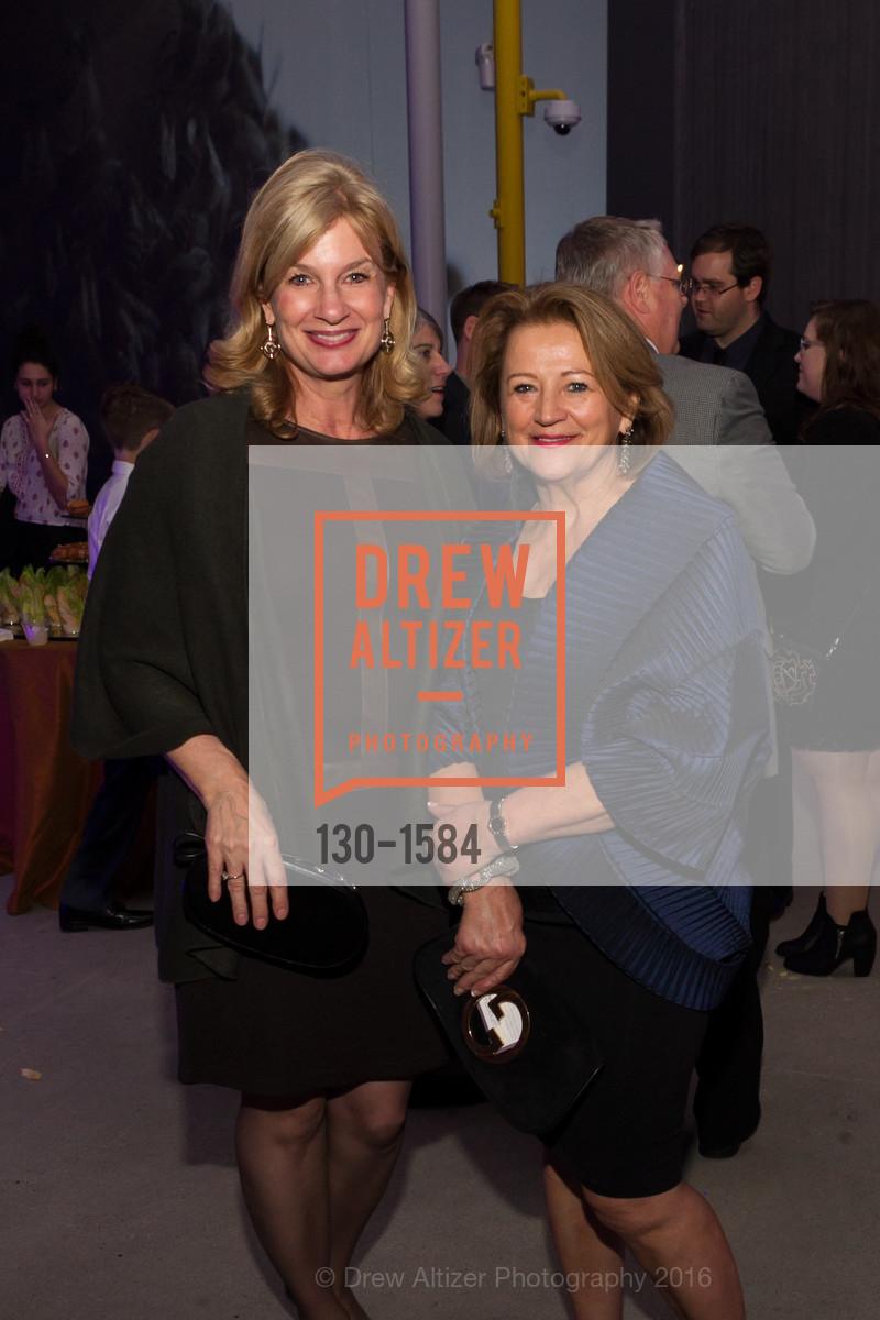 Karen Walker, Dorothea Feffer, Director's Debut, Manetti Shrem Museum of Art. Old Davis Road at Alumni Lane, November 12th, 2016