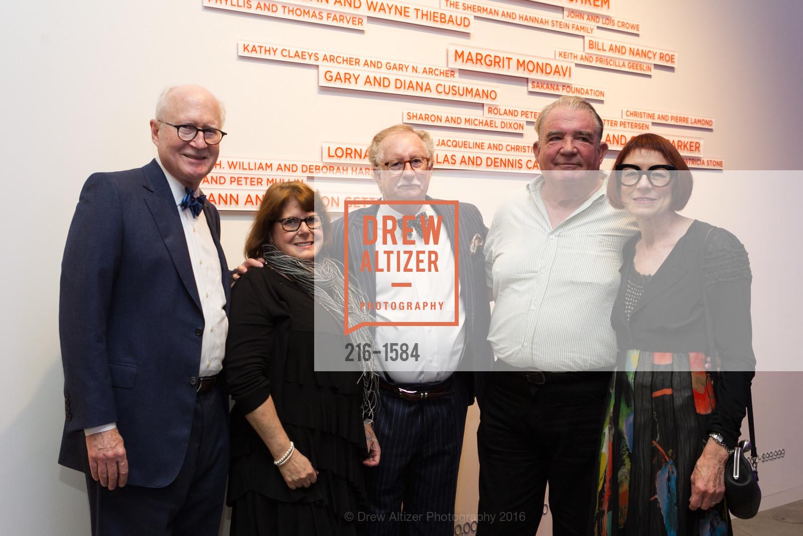 Phil Rapenhorst, Beth Largen, Joe Draegert, Art Schade, Sandra Shannonhouse, Photo #216-1584