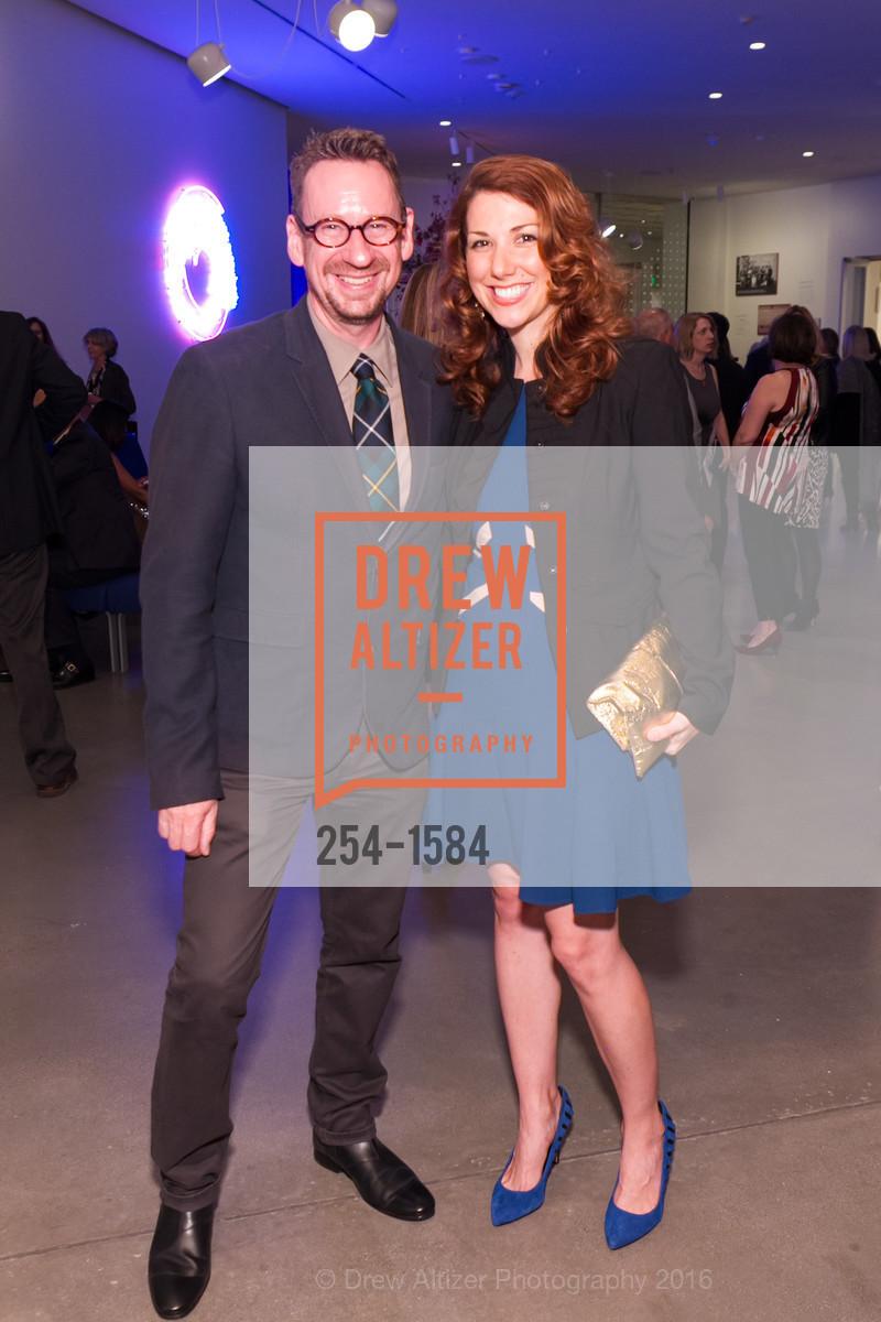Tim McNeil, Melanie Ross, Photo #254-1584